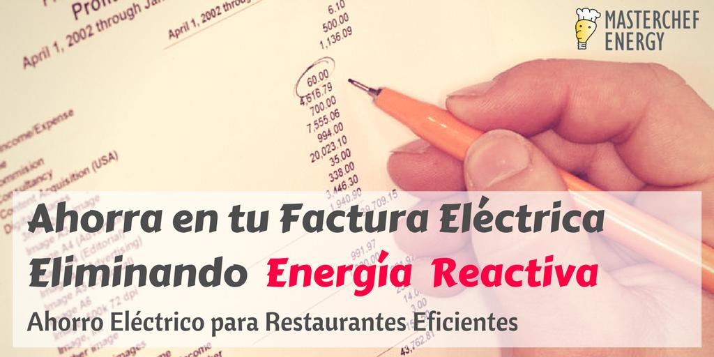 masterchefenergy soluciones energia reactiva restaurantes